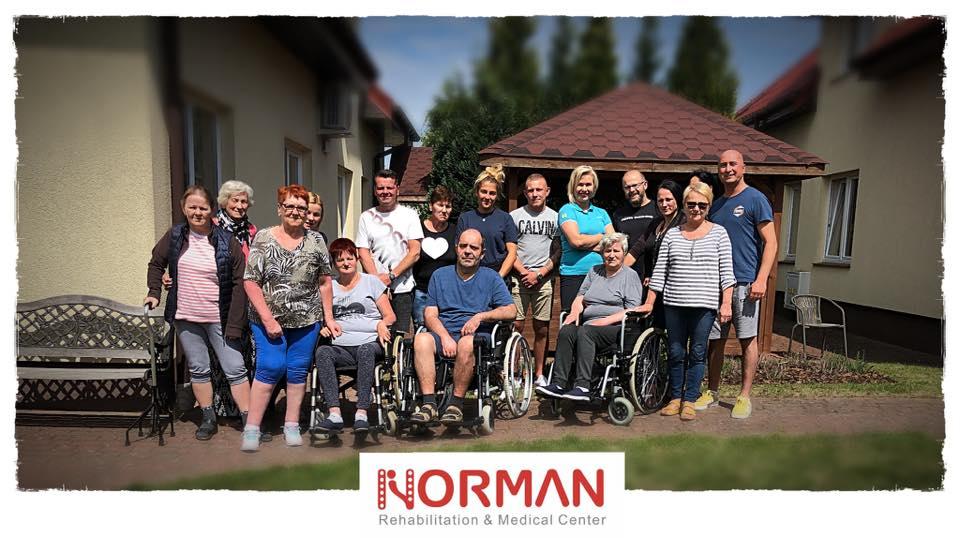 Opinie pacjentów o ośrodku Norman w Koszalinie
